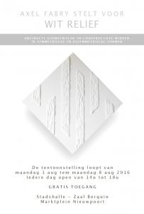 Affiche Nieuwpoort